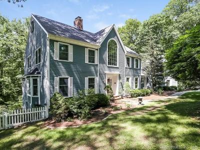Wilton Single Family Home For Sale: 50 Kingdom Ridge Road