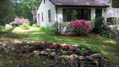 Watertown Single Family Home For Sale: 457 Thomaston Road