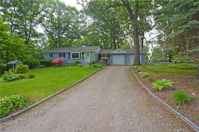 Cheshire Single Family Home For Sale: 1252 Highview Terrace