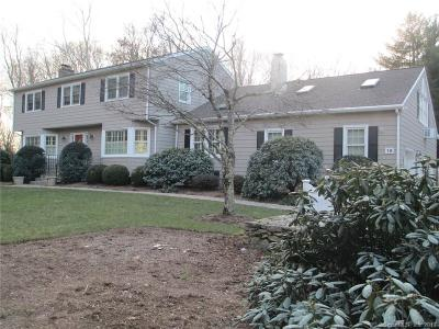 Wilton Single Family Home For Sale: 19 Stirrup Place