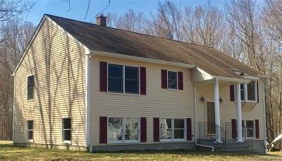 Griswold Single Family Home For Sale: 20 Sunset View