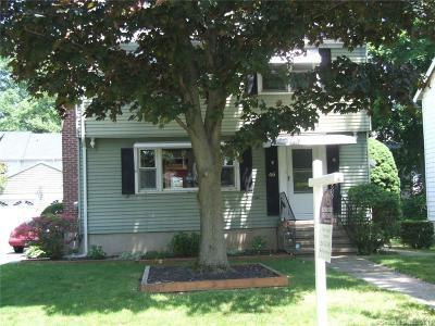 Fairfield Single Family Home For Sale: 46 New Street