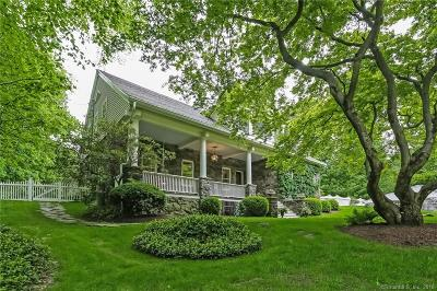 Darien Single Family Home For Sale: 17 Goodwives River Road