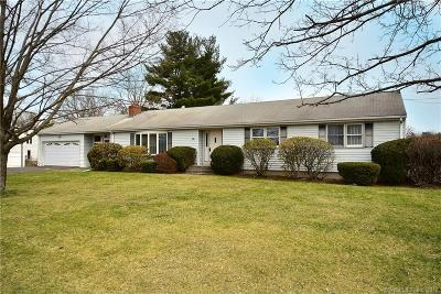 Bloomfield Single Family Home For Sale: 50 Filley Street