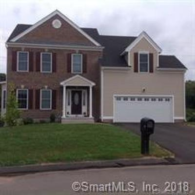 Cheshire Single Family Home For Sale: 1379 Cheshire Street