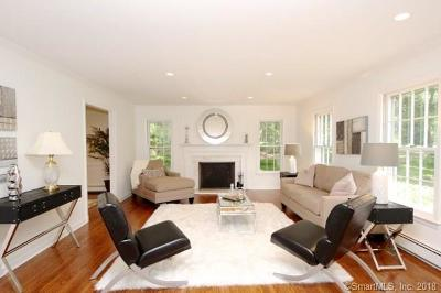 Darien Single Family Home For Sale: 7 Sherry Lane