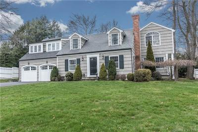 Darien Single Family Home For Sale: 27 Fairview Avenue
