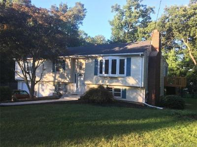 Branford Single Family Home For Sale: 10 Roby Court