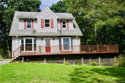 Old Lyme Single Family Home For Sale: 26 Walnut Road