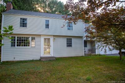 Avon CT Single Family Home For Sale: $300,000