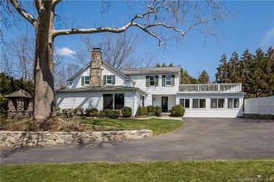 Darien Single Family Home For Sale: 461 Hoyt Street
