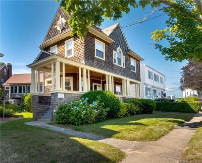 New London Single Family Home For Sale: 11 Mott Avenue