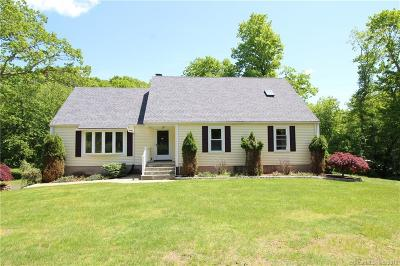 New Haven County Single Family Home For Sale: 86 Twilight Drive