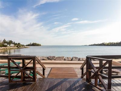 Guilford Single Family Home For Sale: 123 Shell Beach Road