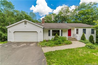 New Fairfield Single Family Home For Sale: 36 Bigelow Road