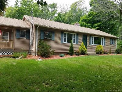 Waterford Single Family Home For Sale: 2 Butlertown Road