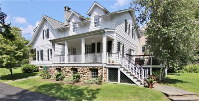 Greenwich Single Family Home For Sale: 32 Hendrie Avenue
