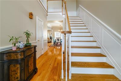 New Haven County Condo/Townhouse For Sale: 12 Spindle Hill Road #4C