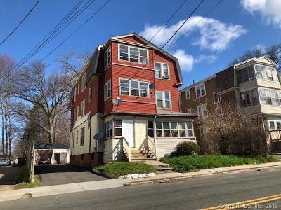 Hartford Multi Family Home For Sale: 168 Flatbush Avenue