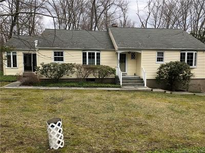 Ridgefield Single Family Home For Sale: 15 Gay Road