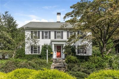 New Haven County Single Family Home For Sale: 586 Horse Pond Road