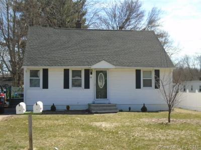 Waterbury Single Family Home For Sale: 18 Crestwood Avenue