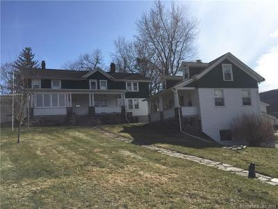 Canton Multi Family Home For Sale: 21-25 River Street