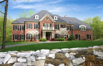 Ridgefield Single Family Home For Sale: 218 Limestone Road