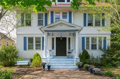New Haven Single Family Home For Sale: 12 Elmwood Road
