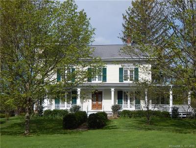 Sharon Single Family Home For Sale: 1 Main Street