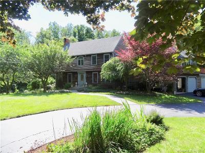 Fairfield Single Family Home For Sale: 120 Wakeman Lane