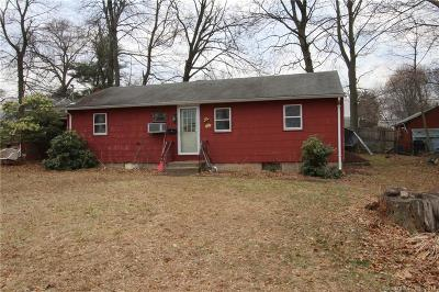 Plainville Single Family Home For Sale: 44 Forest Street