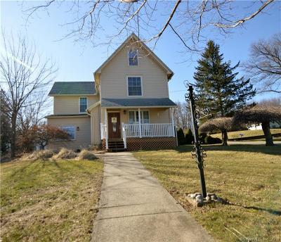 Southington Single Family Home For Sale: 68 Raynor Street