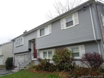 Bridgeport Single Family Home For Sale: 286 Gilman Street