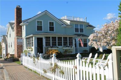 Stonington Single Family Home For Sale: 39 Orchard Street