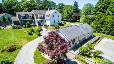 Groton CT Single Family Home For Sale: $595,000