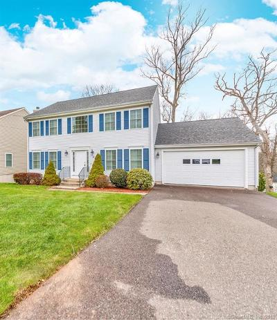 West Hartford Single Family Home For Sale: 38 Wettleson Avenue
