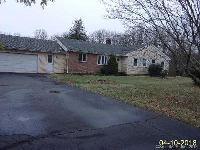 Branford Single Family Home For Sale: 39 Gould Lane