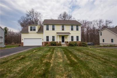 Bloomfield Single Family Home For Sale: 7 Harvest Lane