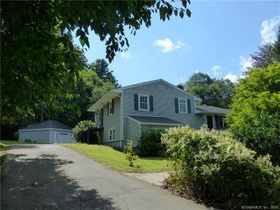 Waterbury Single Family Home For Sale: 1442 Hamilton Avenue
