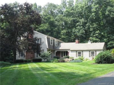 Wolcott Single Family Home For Sale: 32 Tunxis Road