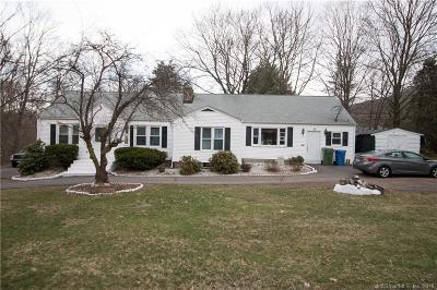 Southington Single Family Home For Sale: 351 Meriden Waterbury Turnpike