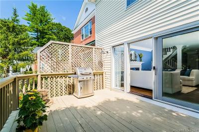 New Canaan Condo/Townhouse For Sale: 277 Park Street #5