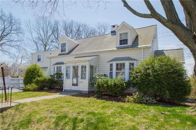 West Hartford Single Family Home For Sale: 109 Middlebrook Road