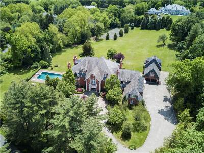 Fairfield County Single Family Home For Sale: 13 Aiken Road