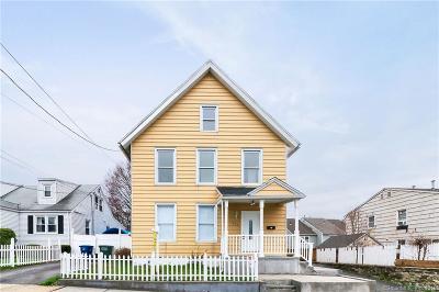 Fairfield County Single Family Home For Sale: 321 Goddard Avenue