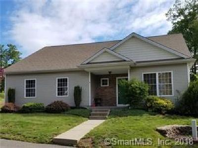 Wolcott Single Family Home For Sale: 8 Constitution Drive