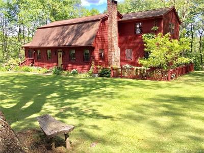 Pomfret Single Family Home For Sale: 968 Hampton Road