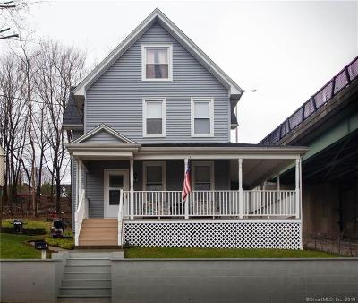 Shelton Single Family Home For Sale: 42 Hull Street