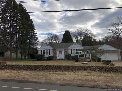 Prospect Single Family Home For Sale: 111 Waterbury Road